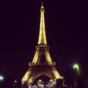 tower night