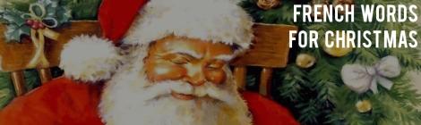 christmas vocab