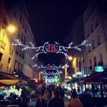 Rue Cler in the 7th arrondissement